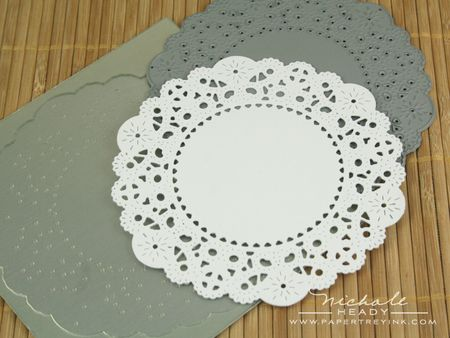 Finished doily