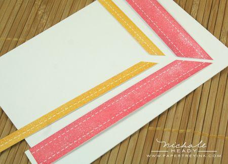 Stamping strips