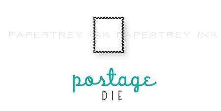 Postage-die