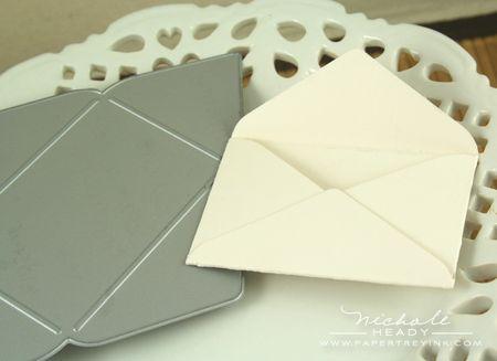 Envelope die