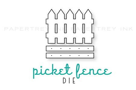 Picket-Fence-die