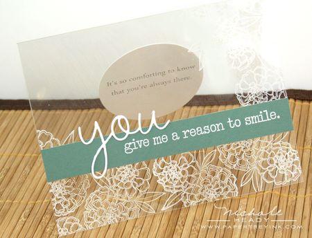 Reason to Smile Card