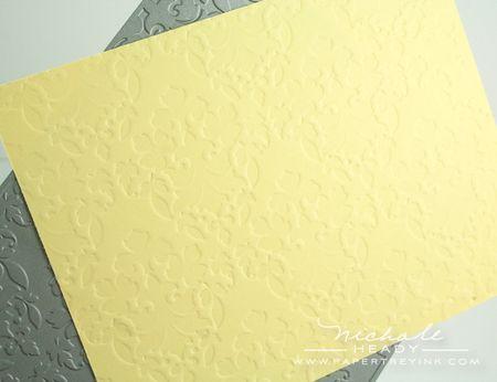 Impression plate