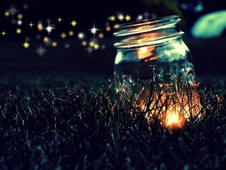 Fireflies inspiration