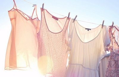 Clothes in the sun 2