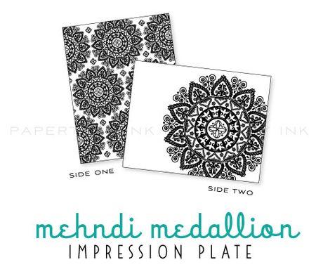 Impression-Plate