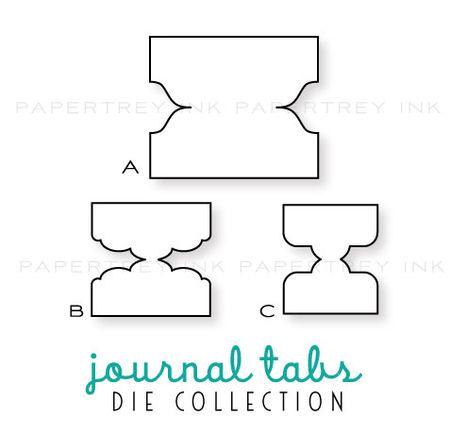 Journal-tabs-dies