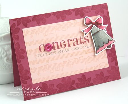 Wedding Bell Card