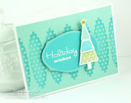 Holiday Wishes Card