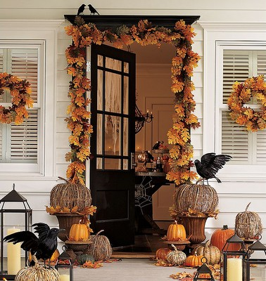 Fall front door inspiration