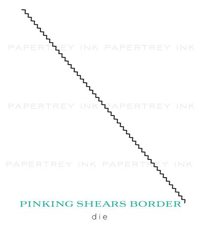 Pinking-Shears-Border-die