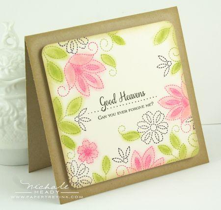 Good Heavens Card