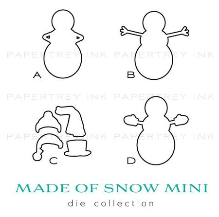 Made-of-snow-mini-dies