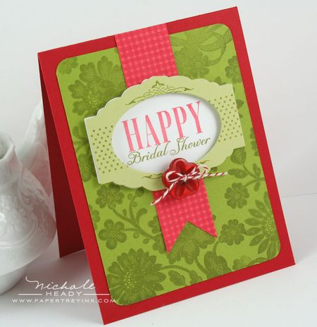 Happy Bridal Shower Card