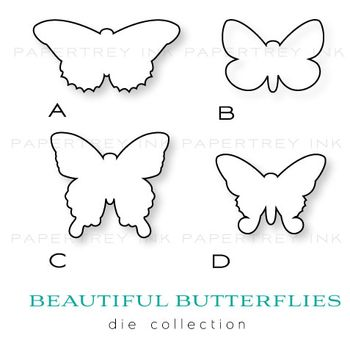 Beautiful-Butterflies-dies