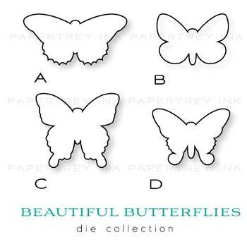 Beautiful-Butterflies-dies