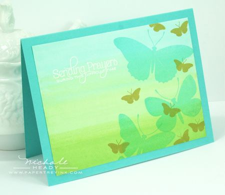 Sending Prayers Card