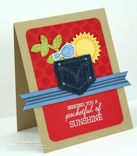 Pocketful of Sunshine Card