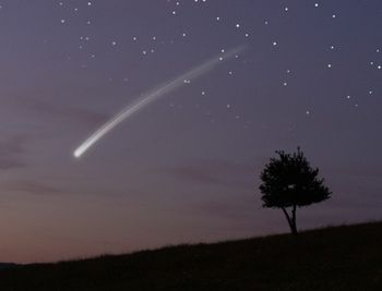 Shooting star A