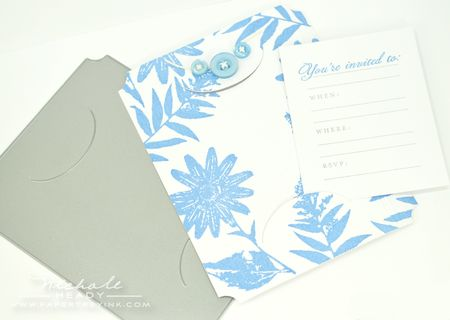 Invitation pieces