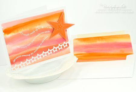 Orange w envie