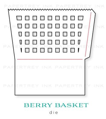 Berry-basket-die