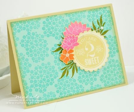 2 Sweet Card