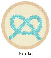 Knots-Badge