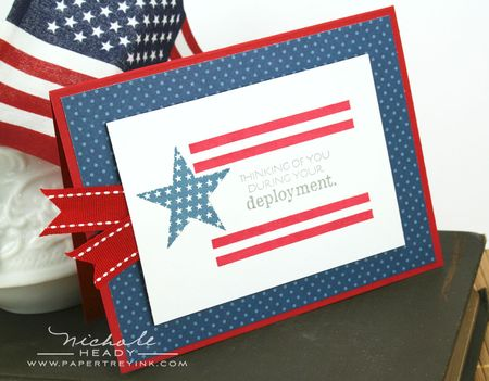 Deployment card