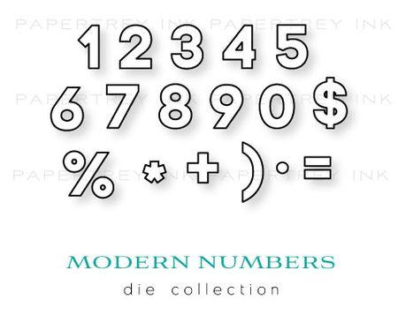 Modern-Numbers-dies