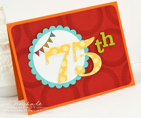 75th card