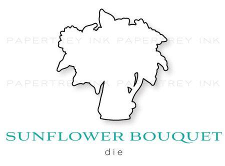 Sunflower-Bouquet-die