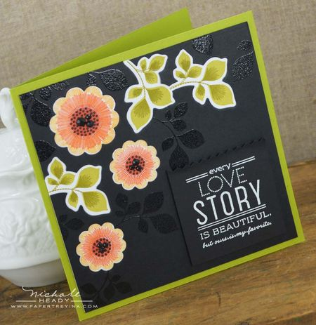 Beautiful Love Story Card