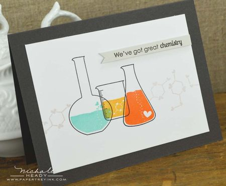 Great Chemistry Card