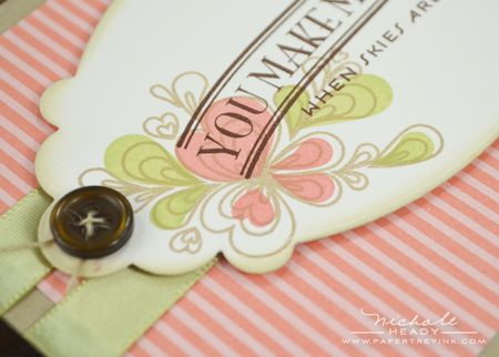 Stamped quills
