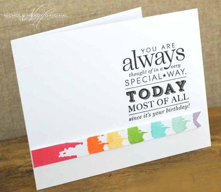 Special Way Card