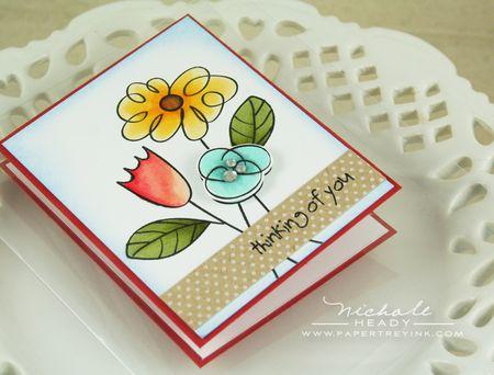 Springtime Doodles Card