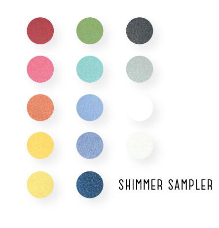 Shimmer-Sampler