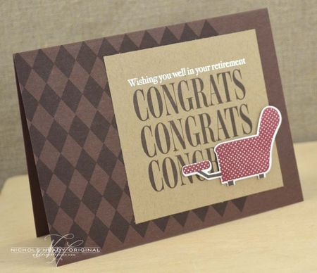Retirement Congrats Card
