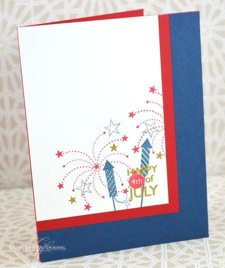 Happy 4th Card
