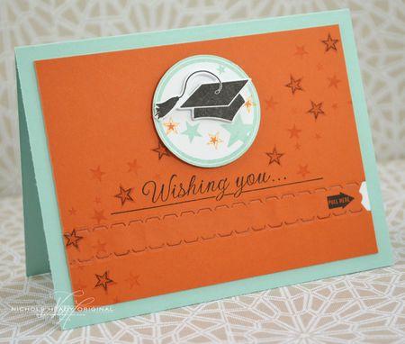 Graduate Zipper Card