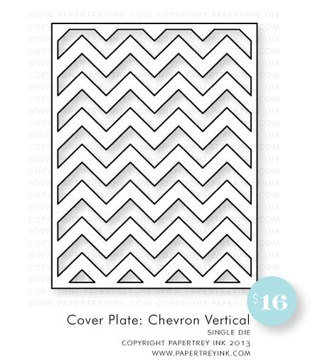 Cover-Plate-Chevron-Vertical-die