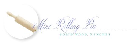 Rolling-pin