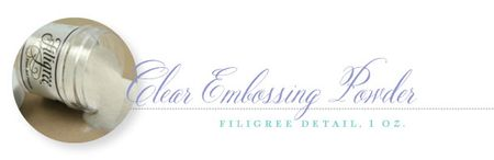 Embossing-powder