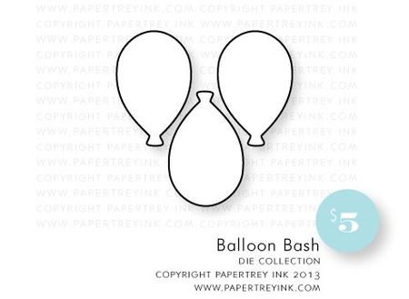Balloon-bash-dies
