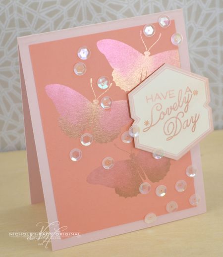 Lovely Day Card