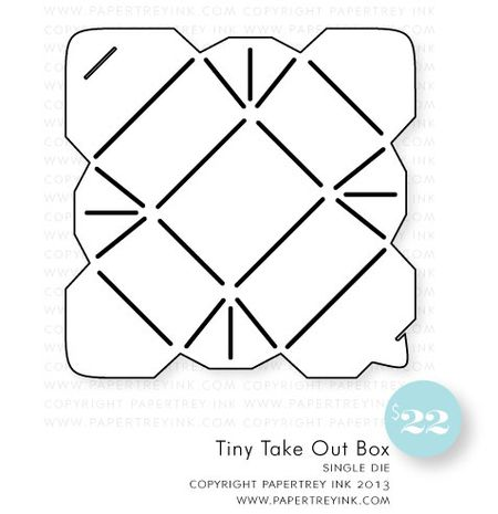 Tiny-Take-Out-Box-die