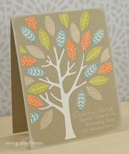 Every Leaf Card