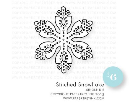 Stitched-Snowflake-die