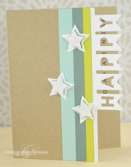 Graduation Stars Card